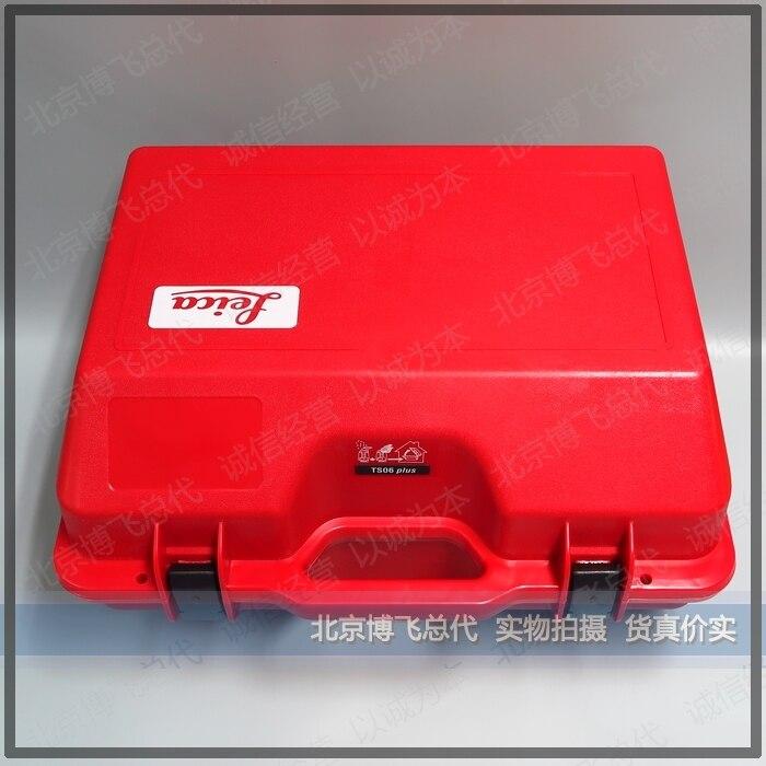 Leica Total Station Box TS02 TS06 TS09 TCR1201 Original Plastic Box