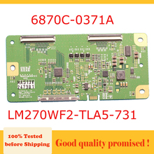 6870C 0371A  LM270WF2 TLA5 731  lg tv t con board  6870C 0371A LM270WF2 TLA5 731  6870c0371a  lm270wf2tla5 731  test board tv