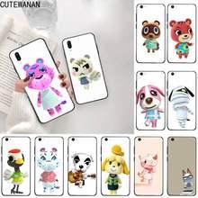 Caso de Telefone Animal Crossing Wiki Para Vivo Y91c Y17 Y51 Y67 Y55 Y7s Y81S Y19 V17 vivo s5