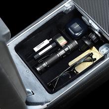 Schowek w podłokietniku dla Tesla Model 3 Y 2021 główny schowek samochodowy w podłokietniku konsola kubek pojemnik na pudełko Auto pojemnik Glove Organizer Cas tanie tanio ES (pochodzenie) Pojemnik w podłokietniku ABS Plastic For Tesla Model 3 Box For Tesla Armrest box