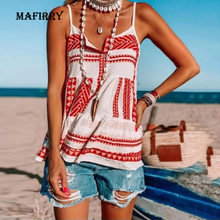Sexy Hollow Out Sleeveless Beach Style T-Shirt Classic Casual Square Collar Loose Tees Summer Striped Print Plus Size 5XL Tops