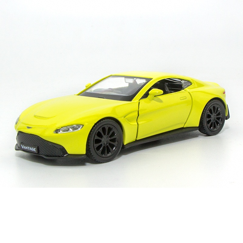 High Simulation Exquisite Diecasts Toy Vehicles Rmz City Car Styling Aston Martin Vantage 1 36 Alloy Diecast Model Toy Cars Diecasts Toy Vehicles Aliexpress