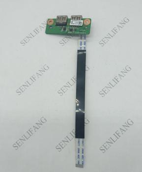 FOR Acer FOR Aspire 5349 5749 USB Port Board Board W Cable DA0ZRLTB6C0 Free Shipping