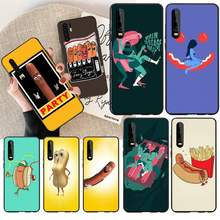 Nbdruicai Cartoon Movie Worst Party Klant Hoge Kwaliteit Telefoon Case Voor Huawei Honor 20 10 9 8 8x 8c 9x 7c 7a Lite View Pro(China)