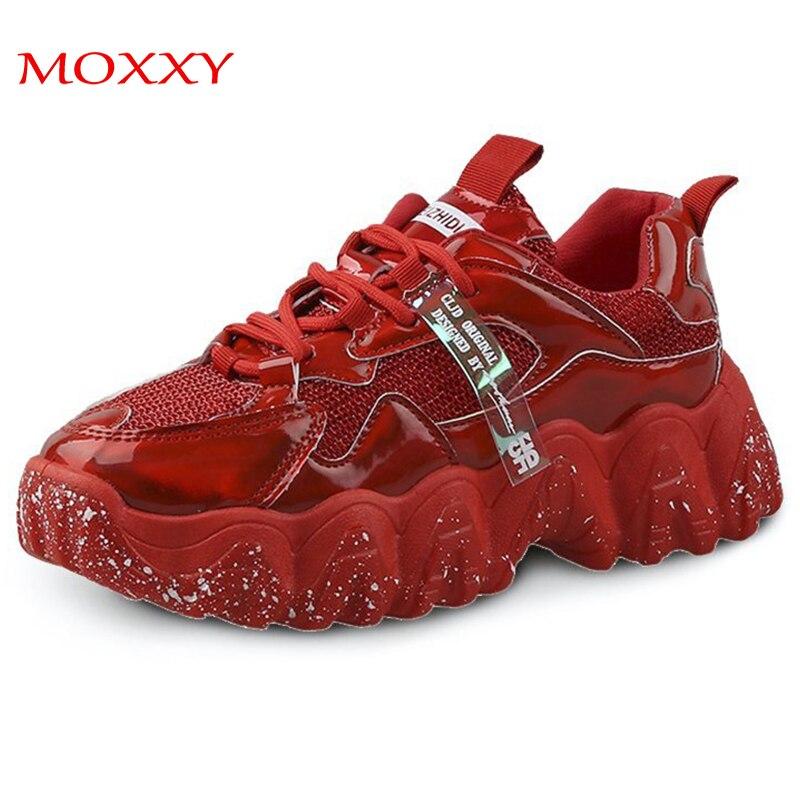 2020 Sneakers Women Luxury Silver