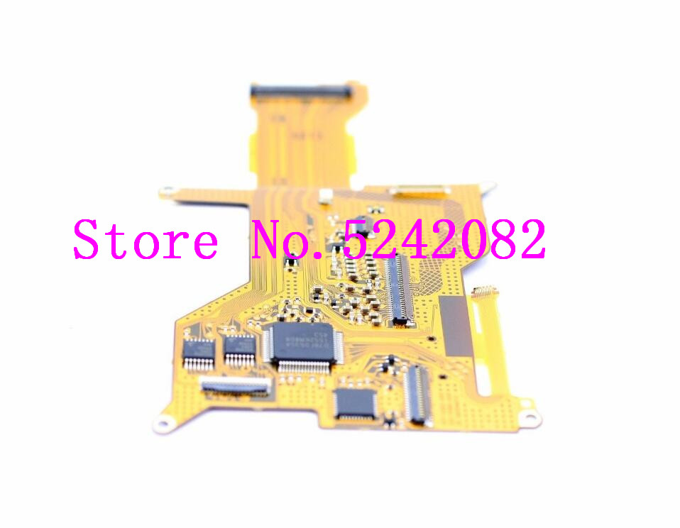 NEW for <font><b>Canon</b></font> 1D X Mark II 1DX2 <font><b>1DX</b></font> 2 Rear Back LCD Board PCB Assembly Replacement <font><b>Repair</b></font> Part image