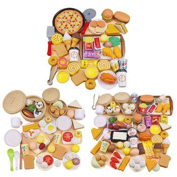 56 58 88 sztuk zestaw zestaw do gotowania na parze dla dzieci zestaw do gotowania na parze zestaw do gotowania na żywność zestaw do gotowania dla rodziców i dzieci interaktywna gra zabawka domowa tanie i dobre opinie plastic CN (pochodzenie) Zabawki kuchenne zestaw Unisex 3 lat KİTCHEN J0PF9FF701306-56