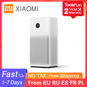 Image 1 - XIAOMI MIJIA Air Purifier 2S sterilizer addition to Formaldehyde wash cleaning Intelligent Household Hepa Filter Smart APP WIFI