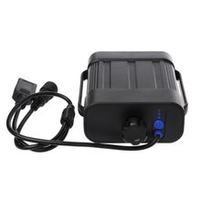 72XB 2X 18650 26650 8.4V Rechargeable Battery Case Pack Waterproof House Cover Battery Storage Box with DC/USB Charger for Bike