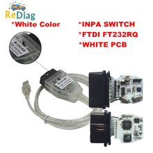 CAN Inpa-Cable Usb-Interface Diagnostic for BMW OBD with Switched K
