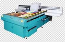 УФ планшетный принтер для цифрового струйного принтера напольная