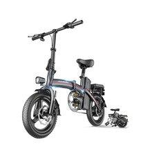 48V 400W 80Km składany rower elektryczny bateria litowa do motocykla skuter Mini