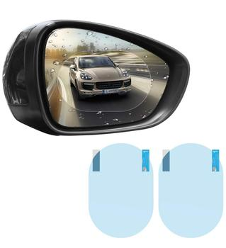 Anti Fog Window Mirror Protective Film for seat ibiza fr mazda cx-5 2017 2018 honda accord mazda cx5 2016 kia sportage 2011 image