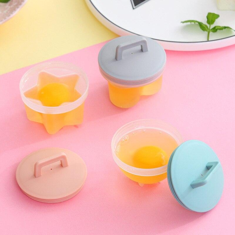Yun bordo ovo steamer ovo frito molde bebê suplemento alimentar útil produto cozinha casa ovo caldeira antiaderente copo omelete mak