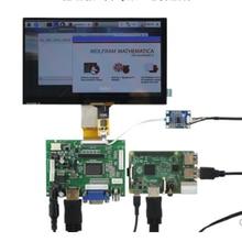 7 polegada 8 polegada 9 polegada 10.1 polegada ips hd monitor do carro raspberry pi tela lcd hdmi vga av driver board kit