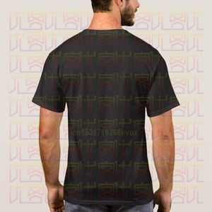 Stone 2020 New Summer Print Black T-Shirt Clothes Popular Shirt Cotton Tees Amazing Short Sleeve Unique for Men Island Tops