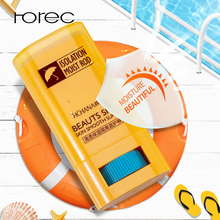 ROREC Sunscreen Clear Moisture Protection Stick Nourishing Durable Breathable Waterproof Sweatproof Easy to absorb Skin care 20g