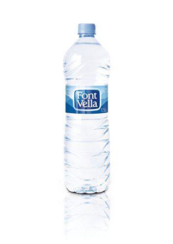 Agua Mineral Font Vella 1.5L (Incluido Suplemento Porte 0.32)