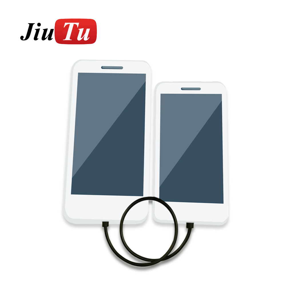 Cavo Mobile dati Jiutu OTG per iPhone 12Promax 12 11 Pro 8 IOS 12.4 strumenti per il trasferimento dati del telefono cellulare
