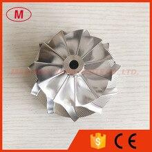K27 11 + 0 klingen 61.35/84,00mm leistung aluminium 2618/billet kompressor rad für Duramax 6,6 L l5P 1270 970 1026/12679694