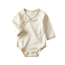 2020 roupas de bebê branco macacão nascido da menina do bebê macacão meninos roupas verão manga longa infantil macacões playsuit recém-nascidos