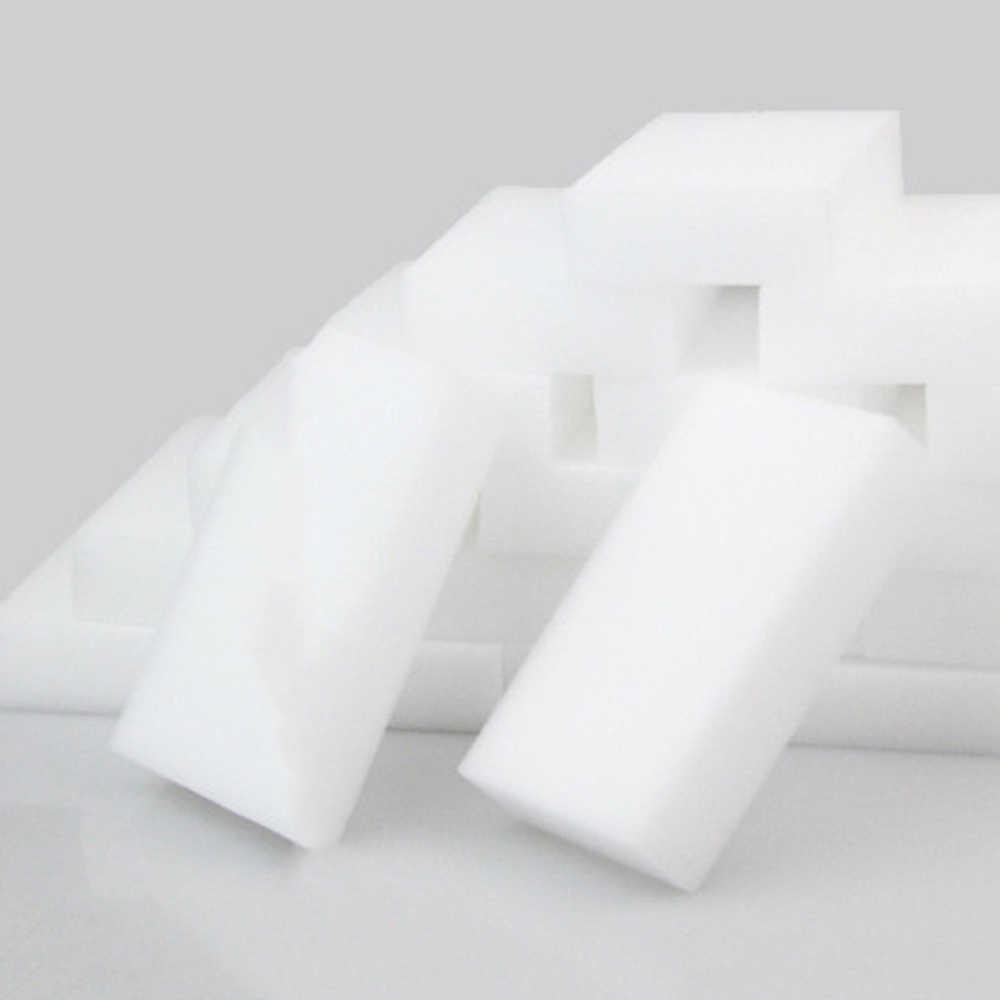 20 個の多機能ホームクリーニングスポンジ泡マジックスポンジ消しゴムキッチンオフィス浴室クリーンアクセサリー皿クリーニングパッド