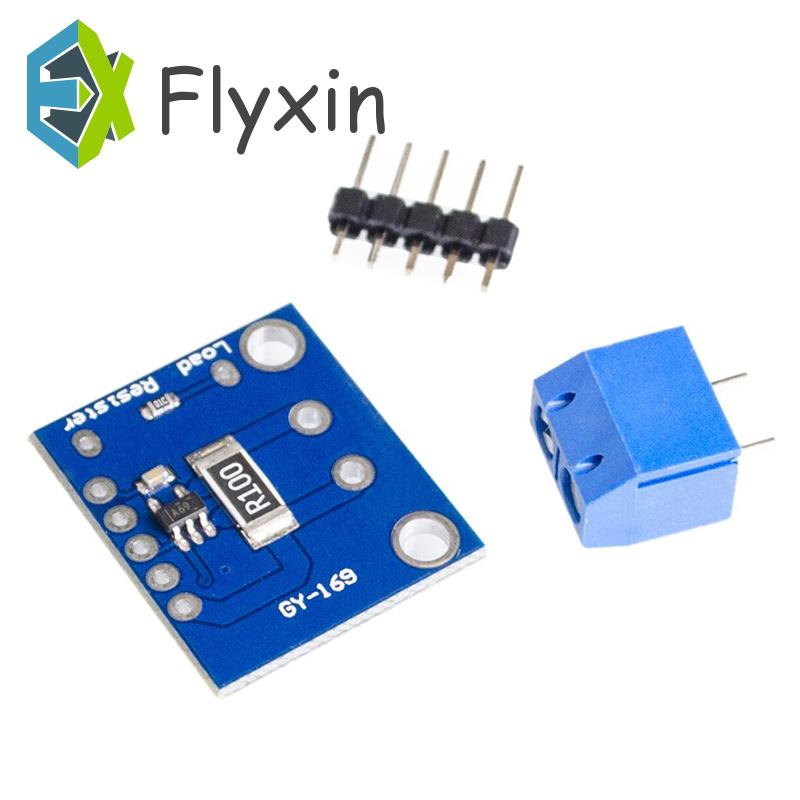 1X INA169 High Side DC Current Sensor Breakout Module Range from 2.7V to 60V
