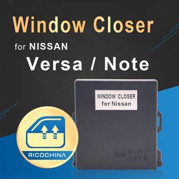 Samochodowe okno zwijają się bliżej do NISSAN Versa uwaga samochód urządzenie do zamykania okien samochodowych samochód systemy alarmowe tanie i dobre opinie For NISSAN Versa Note Window Closer