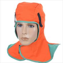 Flame Retardant Cotton Cloth Welding Hood Welding Caps Flame Retardant Helmet Hat Welding Neck Protection Welder Safety Cover 1meterwear resistant flame retardant nylon protective sleeve sheath cable cover welding tig torch hydraulic hose large diameter