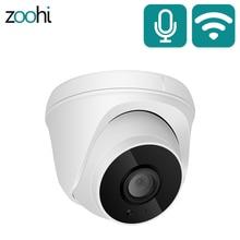 Zoohi Wifi מצלמה מצלמות מעקב מקורה 1080P בית מצלמה HD שתי דרך אודיו אלחוטי אבטחת Onvif ראיית לילה