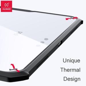 Image 4 - IPad 2018/2020 프로 11 12.9 2020 공기 2 9.7 3 10.5 10.2 7th iPad 미니 1 2 3 4 5 XUNDD 아크릴 + TPU 보호 케이스