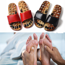 Shoes Slippers Foot-Massage-Shoes Feet Elderly-Care Acupuncture-Point Health Natural