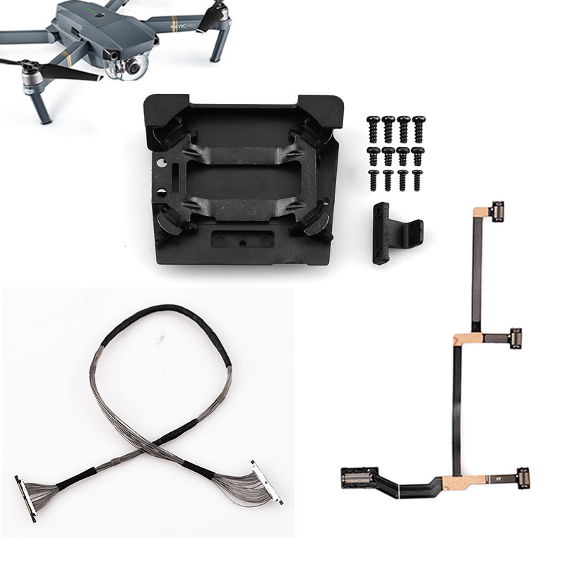 Mavic Pro Flexible Cable Gimbal Repair Ribbon Flat Cable PCB Flex Repairing Parts for DJI Mavic Pro Drone Camera Stabilizer Kits