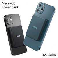 Per Magsafe Power Bank caricabatterie Wireless 4225mAh Power Pack per iPhone 12 Pro Max Mini Huawei Xiaomi Mobile Power Supply