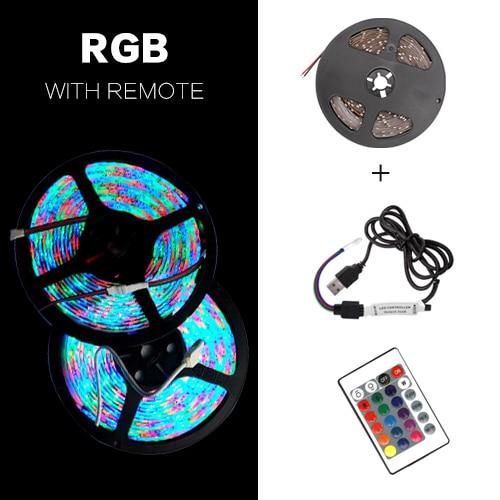 RGB remote 24KEY