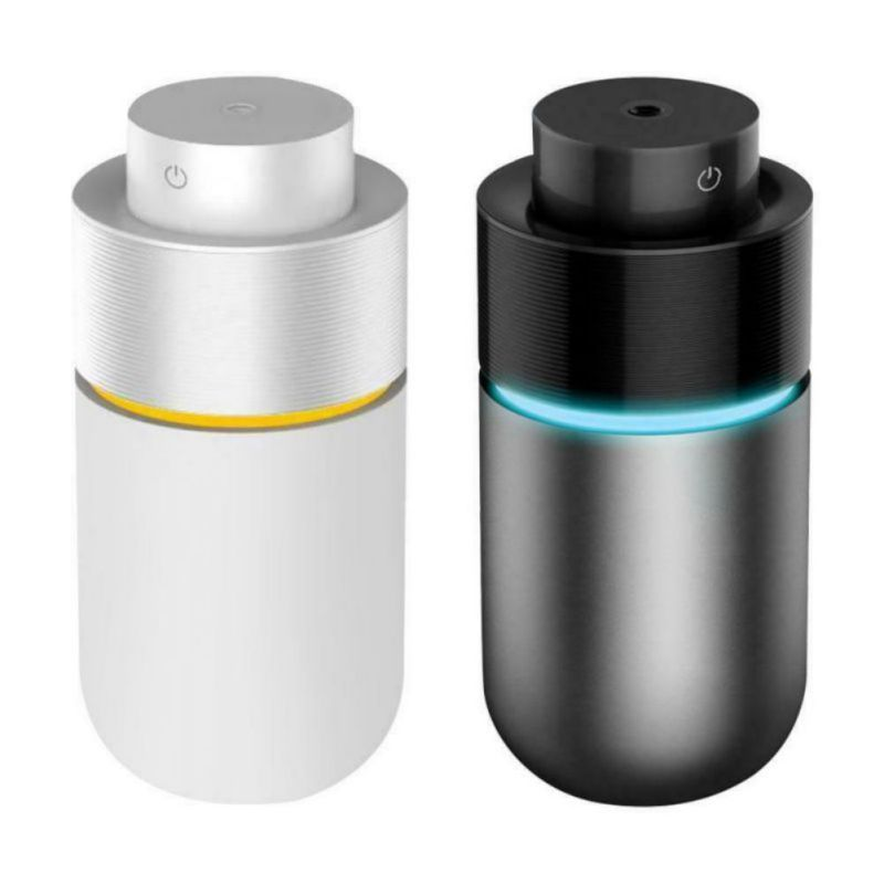 1PCS Vehicle-Mounted Aroma Diffuser Car Air Humidifier Dual USB Charger Purifier Aromatherapy Mist
