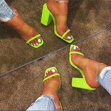 Women Sandals Transparent Sandals Ladies
