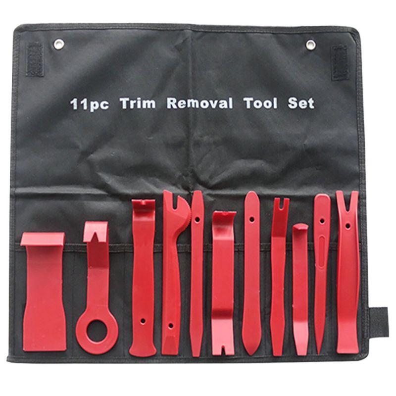 Voiture Garniture Suppression d'installation remover Kit D'outils Automatiques de tableau de Bord Audio Radio Outils De Réparation Pry Installer Kit de Suppression