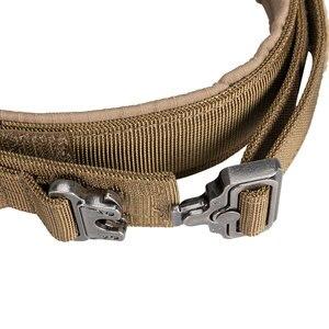 Image 5 - Uitstekende Elite Spanker Tactische Halsband K9 Nylon Verstelbare Training Halsband Metalen Gesp Withmetal Gesp Snelsluiting