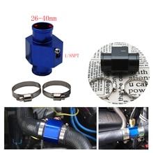 Water Temp Gauge Radiator Temperature Water Temp Joint Pipe Sensor 40mm 38mm 36mm 34mm 32mm 30mm 28mm 26mm Hose Adapter