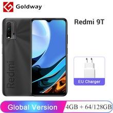 Глобальная версия Xiaomi Redmi 9T 9 T 4GB 64GB / 128GB Смартфон Snapdragon 662 48MP Quad Camera 6000 мАч 6,53