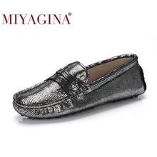 Frauen Aus Echtem Leder Loafer 2021 Designer Schuhe Für Frauen Atmungs Mokassins Slip On Driving Schuh Casual Mode Schuhe