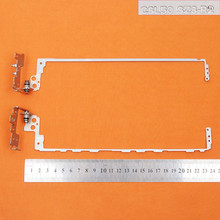 New Laptop Hinge for HP 250 G6 250G6 TPN-C129 C130 15-BS PN:CSL50 SZS Replacement Original Notebook Left+Right LCD Screen Hinges