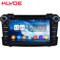 Klyde 4G WIFI Android 9.0 Octa Core 4GB RAM 64GB ROM DSP BT RDS Car DVD Multimedia Player Radio Stereo For Hyundai I40 2011 2016