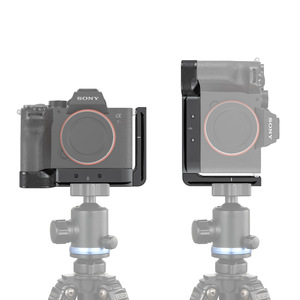 Image 5 - SmallRig A7R4  Camera L Plate L Bracket for Sony A7R IV W/ Arca compatible base plate & side plate 2417