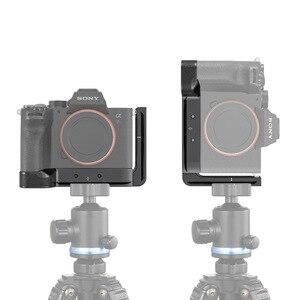 Image 5 - SmallRig A7R4 מצלמה L צלחת L סוגר עבור Sony A7R IV W/ Arca תואם בסיס צלחת & צד צלחת 2417