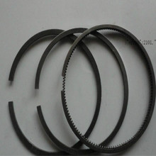 Air-cooled diesel engine generator 170F 173f 178F 186F 188F 192F Piston ring piston assembly free shipping