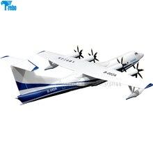 Terebo China amphibious rescue large aircraft Kong Long 600 static ornaments AG600 military model collection gifts