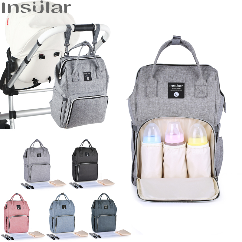 Hot Diaper Bag Nursing Bags Travel Backpack Designer Stroller Baby Bag Baby Care Mummy Maternity Nappy bag Baby Stroller Bag