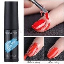 5ML Liquid Nail Peel Off Tape Nail Gel Cuticle Care